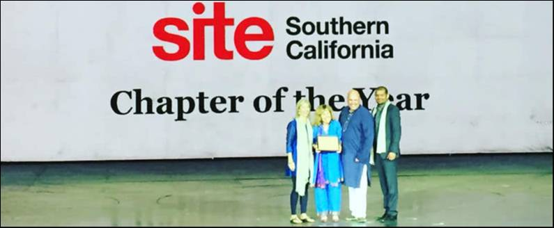 We Did It! SITE SoCal is Officially Chapter of the Year 2015