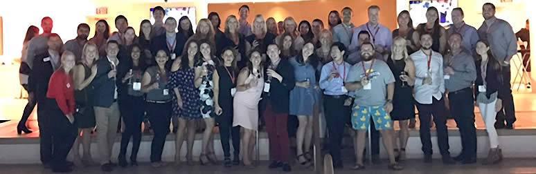 SITE SoCal Young Leaders Take Las Vegas!