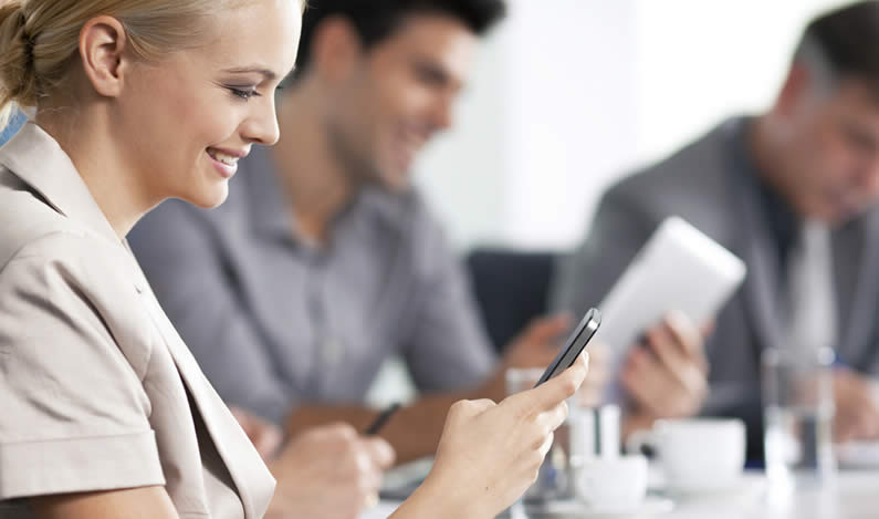 Bringing Mobile to the Office: The Benefits of Apps for Enterprise